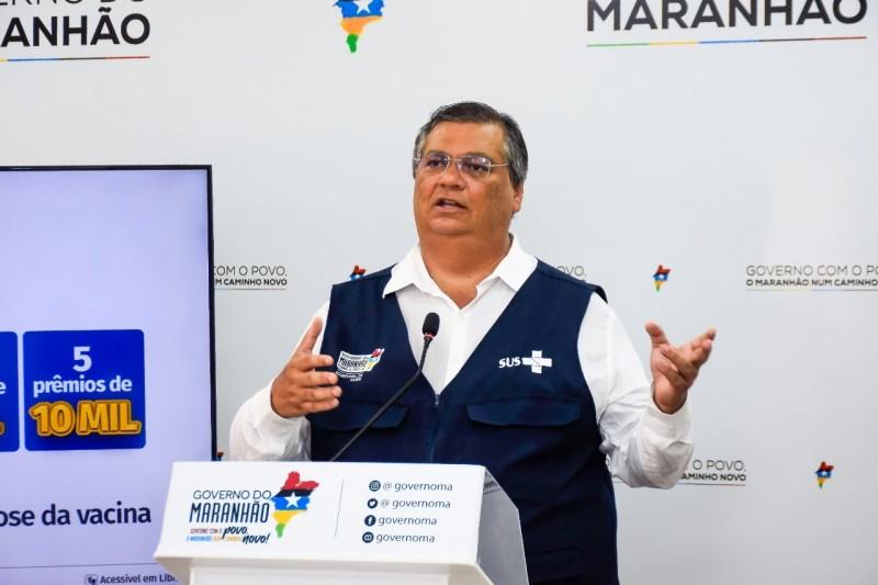 Com internações em baixa, governador Flávio Dino flexibiliza medidas  sanitárias